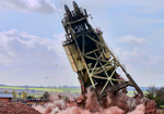 Welbeck colliery Headstocks for Ron Hull Group